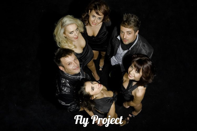 Fly Project - Back In My Life (DJ Favorite & Mr. Romano Official Remix) (Новинка Январь 2013)