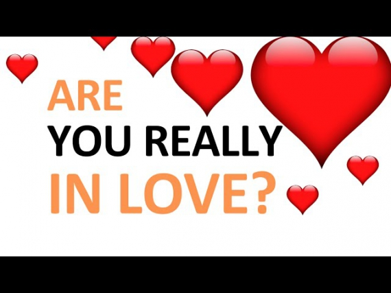 Are you in LOVE? 10 Questions to tell whether you are really in love! (test with answers)