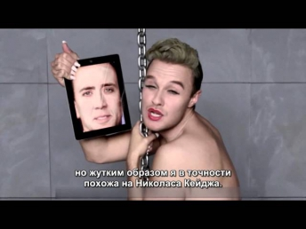 [TRANSLATED] Bart Baker Parodies #50 - (русские субтитры) Miley Cyrus 'Wrecking Ball' PARODY