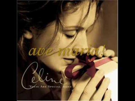 Celine Dion - Ave Maria