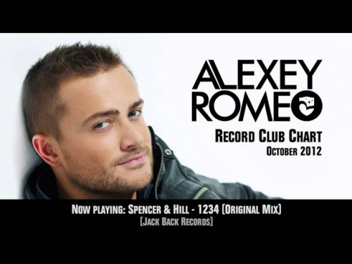 Alexey Romeo Record Club Chart October 2012 - Podcast | Radio Record