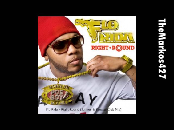Flo Rida   Right Round (Johnes & Szecsei Club Mix)