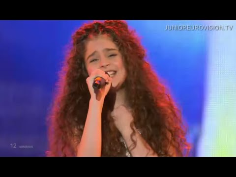 JESC 2014 Armenia: Betty - People of the Sun (Live at Junior Eurovision)