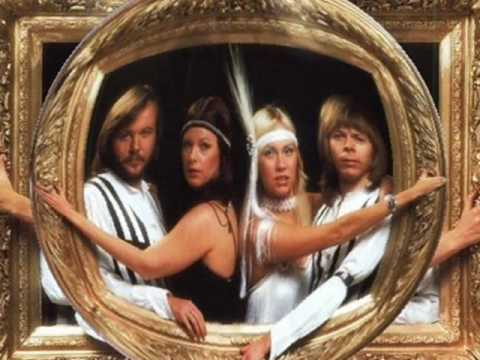 Christmas song --- ABBA.