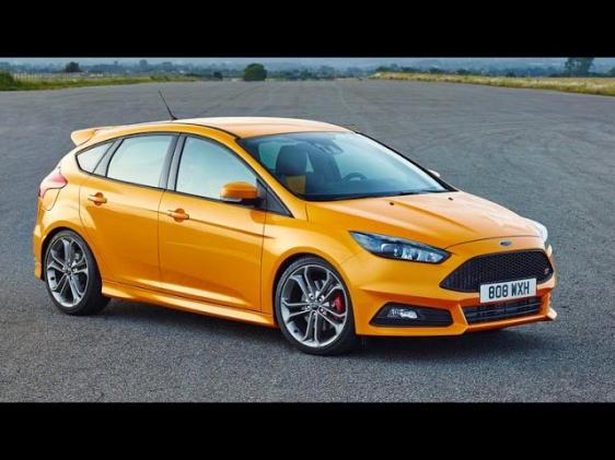 2015 Ford Focus ST: One quarter Ferrari for one tenth of the price