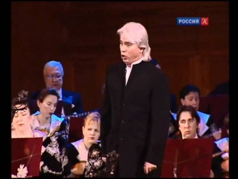 Dmitri Hvorostovsky - There is a snowstorm along the street