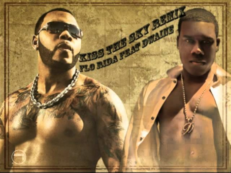 Flo Rida Feat Dwaine - Kiss The Sky [NEW SONG 2011]
