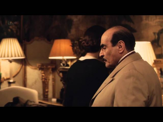 Agatha Christies Poirot Elephants Can Remember S13E01 Rus Voice Sample