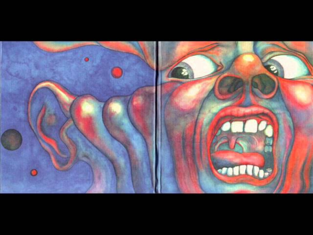 King Crimson - In The Court of the Crimson King (at BBC)
