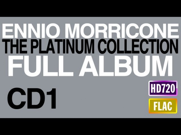 Ennio Morricone - The Ultimate Collection CD1 [FULL ALBUM]