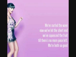 Time's up lyrics - Katy Perry