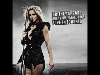 Britney Spears - If U Seek Amy (Femme Fatale Tour Studio Version)