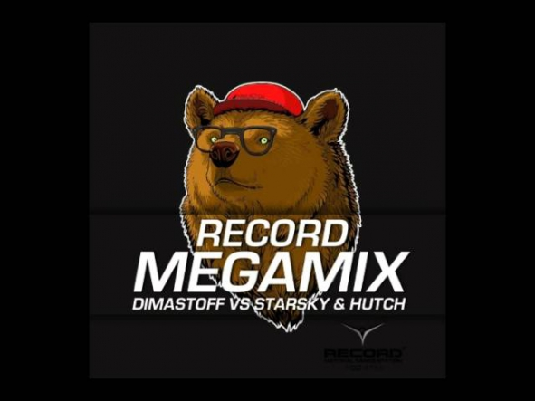 Record Megamix by DimastOFF vs  Starsky & Hutch -- Radio Record (29.01.2014)
