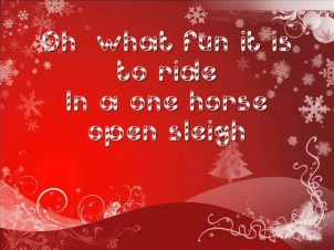 Jingle Bells - Merry Christmas Song (Lyrics)