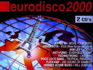 12.- VIPER - Blue Sunshine (EURODISCO 2000) CD-2