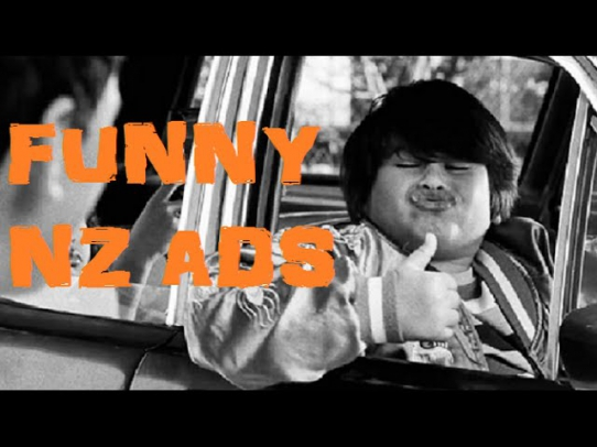 Funny New Zealand Television Ads/Commercials 10 minute Compilation 2014