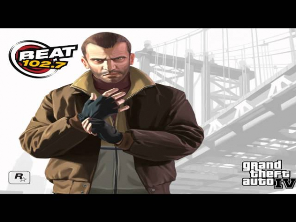Swizz Beatz - Top Down (The Beat 102.7) [Full GTA 4 Version + Without DJ]