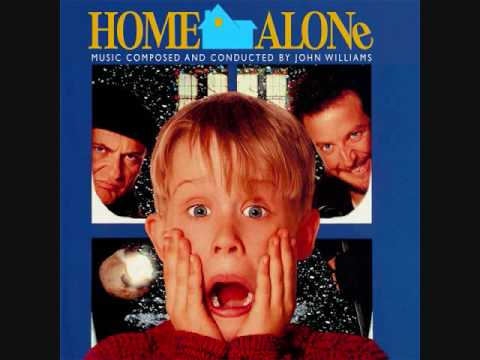 I'm Dreaming Of A White Christmas - The Drifters - Home Alone SoundTrack