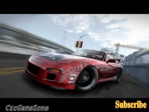 ♫ Need For Speed Pro Street SoundTrack Clutch Power Player CroGameZone ♫