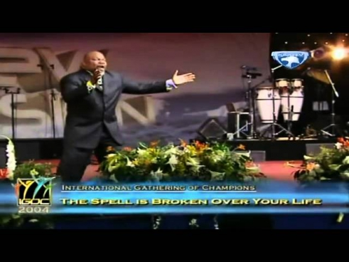 Bishop TD Jakes, The Spell is Broken Over Your Life