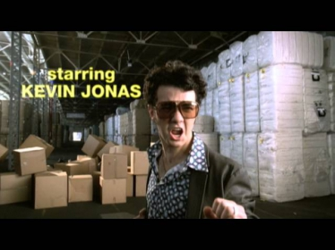 Jonas Brothers - Burnin' Up