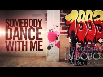 DJ BoBo Feat. Manu-L -SOMEBODY DANCE WITH ME -  Remady 2013 Mix (Official Music Video)