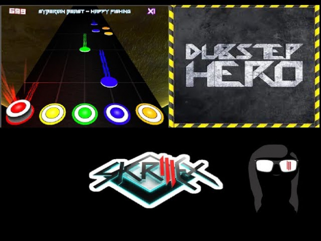 Dubstep hero para android // andro gp