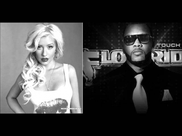 Flo Rida feat. Christina Aguilera - Good Feeling (Official Remix) 2011