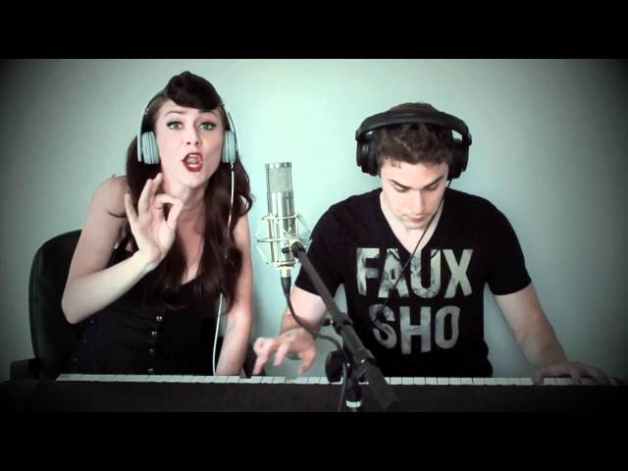LMFAO - Party Rock Anthem (Cover by Karmin)