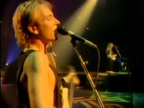 Def Leppard-Hysteria [Live]