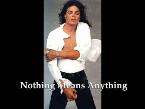 Michael Jackson Fall Again with Lyrics