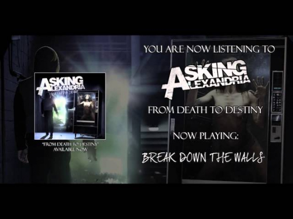 Asking Alexandria - From Death to Destiny [FULL ALBUM]