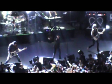 HIM - 02 - Rip Out the Wings of a Butterfly (Live@Santiago, Chile 01/04/2014)