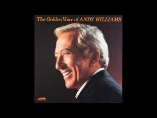 Andy Williams.....free as the wind.