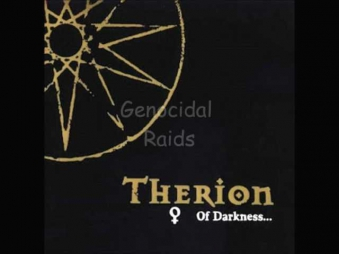 Therion - Of Darkness...1991(full album)
