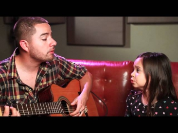 Next To You- Chris Brown ft Justin Bieber Acoustic Cover (Jorge and Alexa Narvaez)