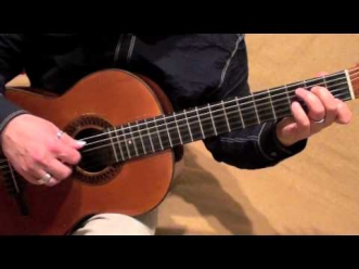 New music for classical guitar -
