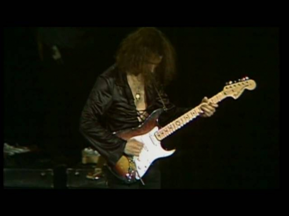 Deep Purple - Smoke On The Water HD 1973 (Live in USA)