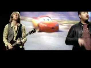 Rascal Flatts Life Is A Highway 'Cars' soundtrack