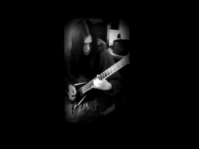 Сhildren Of Bodom - Ugly (solo cover)