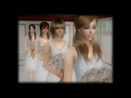 katty perry hot n cold  - sims 2