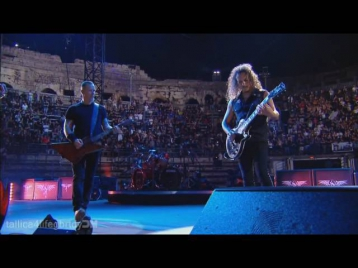 Metallica -/ Nothing Else Matters [Live Nimes 2009] 1080p HD(37,1080p)/HQ