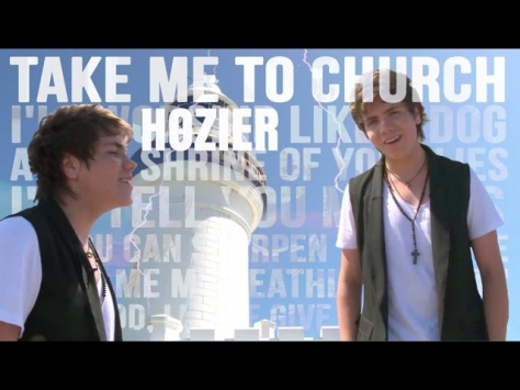 Take Me to Church - Hozier - cover by Jordan Jansen