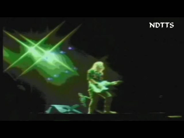 ACCEPT - Metal Heart { Live in Japan } HD