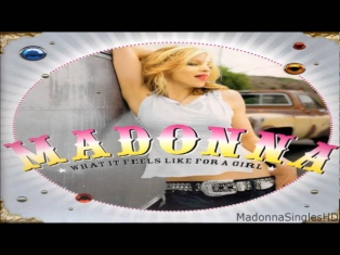 Madonna - What It Feels Like For A Girl (Above & Beyond 12'' Club Mix)