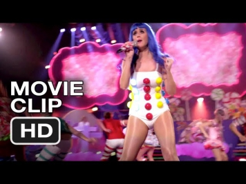 Katy Perry Part of Me (2012) Movie CLIP - Fireworks - HD