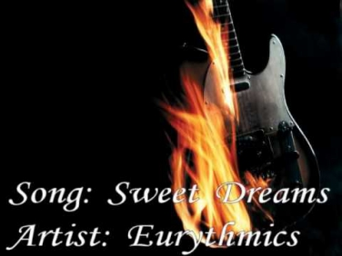 Eurythmics, Sweet Dreams with lyrics