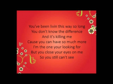 Bruno Mars - All She Knows (Lyrics on Screen)
