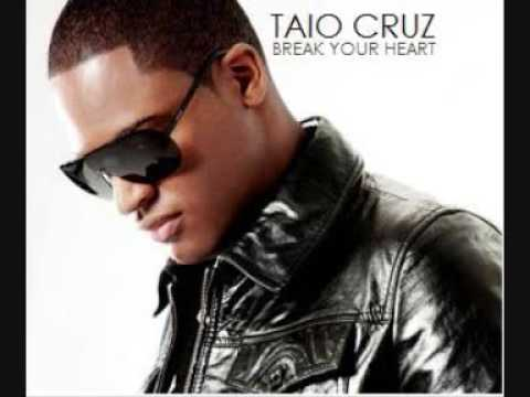 Break Your Heart - Taio Cruz with lyrics