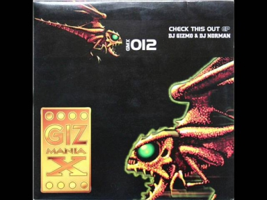 Dj Gizmo & Dj Norman - Check This Out (Oldest Stylos Mixos)